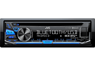 JVC Autoradio KD-R782BT CD-Receiver mit Bluetooth-Freisprechfunktion ...