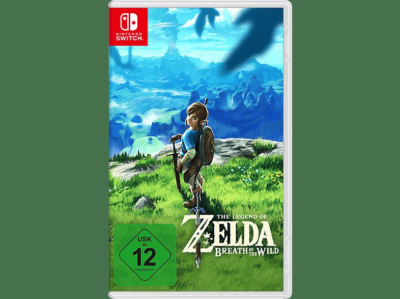 The Legend of Zelda Breath of the Wild Nintendo Switch kaufen