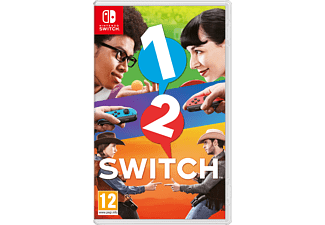 1, 2 Switch Nintendo Switch