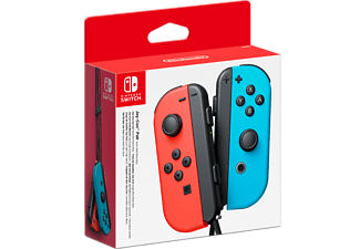 NINTENDO Switch Joy-Cons Par - Blå/Röd