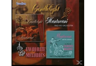 Mantovani - CANDLELIGHT / AN ALBUM OF FAVOURITE - (CD)