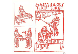 Marvin & Guy - Fire ! Fire ! - (Vinyl)