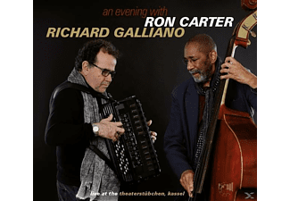 Carter/Galliano - An Evening With-Live At The Theaterstübchen,Kas - (CD)