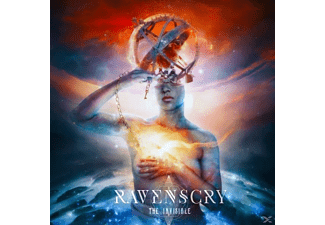 Ravenscry - The Invisible - (CD)