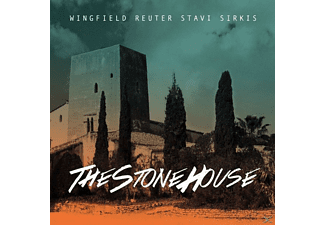 Wingfield Reuter Stavi Sirkis - The Stonehouse - (CD)