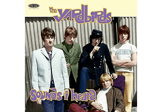 "The Yardbirds - Sounds I Heard (LP+7"") - (Vinyl)"