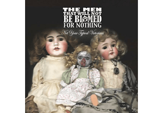 The Men That Will Not Be Blamed For Nothing - Not Your Typical Victorians - (Vinyl)