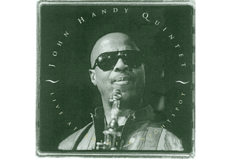 John Handy Quintet - Live At Yoshi's - (CD)