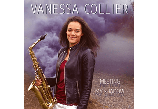 Vanessa Collier - Meeting My Shadow - (CD)