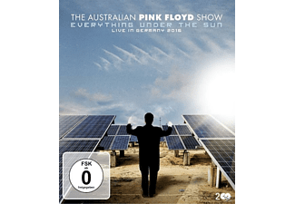The Australian Pink Floyd Show - Everything Under The Sun-Live In Germany 2016 - (Blu-ray)