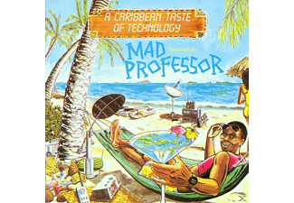 Mad Professor - A Caribbean Taste Of Technology - (CD)