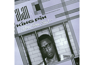 Alan Kingpin - Letter From Jail - (CD)