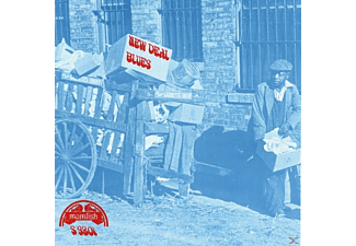 VARIOUS - New Deal Blues - (Vinyl)