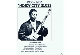 VARIOUS - Windy City Blues (1935-1953) - (Vinyl)