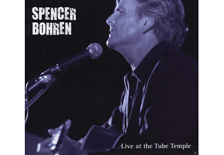 Spencer Bohren - Live at the Tube Temple - (CD)