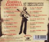 Cornell Campbell - My Destination (CD) jetztbilligerkaufen