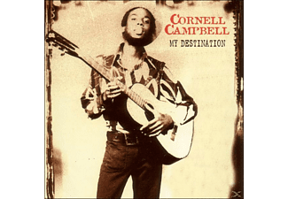 Cornell Campbell - My Destination - (CD)