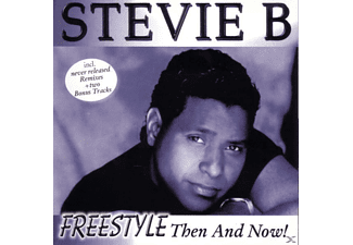 Stevie B - Freestyle-Then And Now [CD]