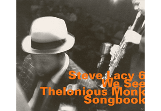 Steve Lacy+6 - We See Thelonious Monk Songbook - (CD)