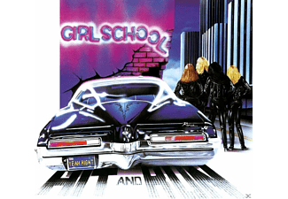 Girlschool - Hit And Run - (CD)