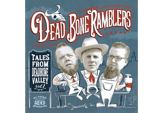Dead Bone Ramblers - Tales From Deadbone Valley Vol.1 - (CD)