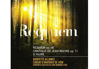 Quintette Alliance - Requiem - (CD)