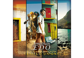 Johnathan Edo - Trait D'union - (CD)
