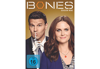 Bones - Staffel 9 - (DVD)