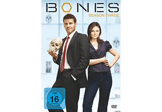 Bones - Staffel 3 - (DVD)