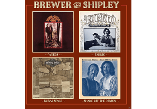 Brewer & Shipley - Karma Collection - (CD)