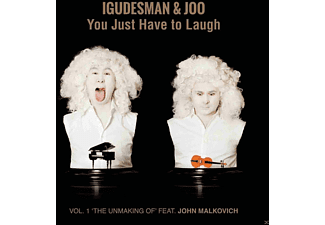 John Malkovich - You Just Have To Laugh [CD]