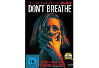 Don't Breathe [DVD]