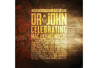 Dr. John, VARIOUS - The Musical Mojo Of Dr.John - (CD + DVD Video)