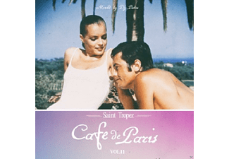 VARIOUS - Cafe De Paris 11 - (CD)