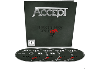 Accept - Restless And Live - ()