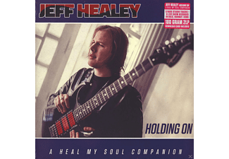 Jeff Healey - Holding On (180 Gr.Gatefold 2LP+MP3) - (LP + Download)
