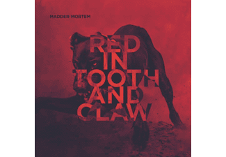 Madder Mortem - Red In Tooth And Claw (Vinyl) - (Vinyl)