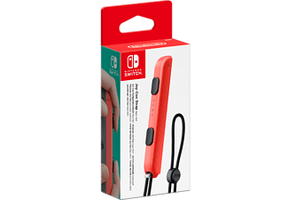 NINTENDO Switch Joy-Con-polsbandje Rood