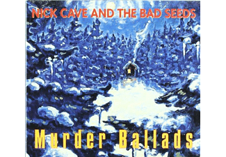 Nick Cave, The Bad Seeds - Murder Ballads (2011 Remaster) - (CD + DVD Audio)