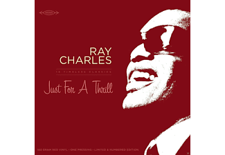 Ray Charles - Just For A Thrill-Ltd- - (Vinyl)