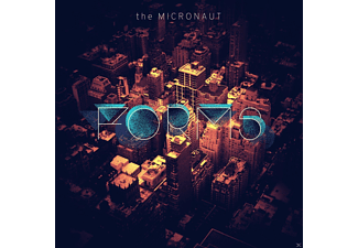The Micronaut - Forms - (Vinyl)