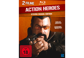 Action Heroes - Steven Seagal Edition (2 Filme) - (Blu-ray)