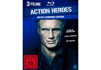 Action Heroes - Dolph Lundgren Edition (3 Filme) - (Blu-ray)