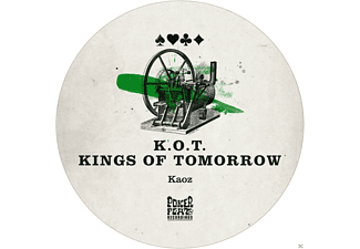 Kings Of Tomorrow - Kaoz - (Vinyl)