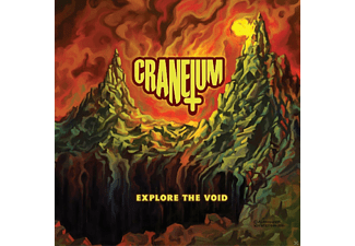 Craneium - Explore The Void - (Vinyl)