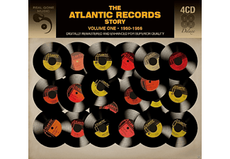 VARIOUS - Atlantic Record Story Vol.1 [CD]