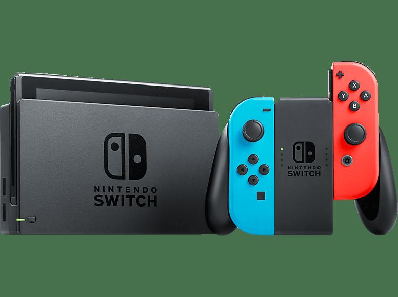 Nintendo Switch Rood/Blauw Switch