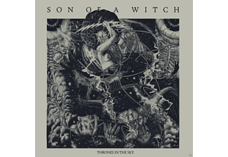 Son Of A Witch - Of The Horizon (Black Vinyl) - (Vinyl)