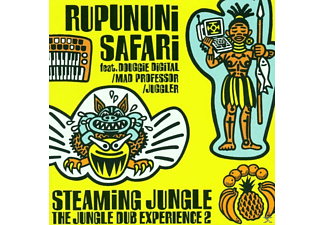 Mad Professor - Steaming Jungle - (CD)