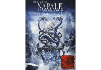 VARIOUS - The Realm Of Napalm Records Vol.2 - (DVD + CD)